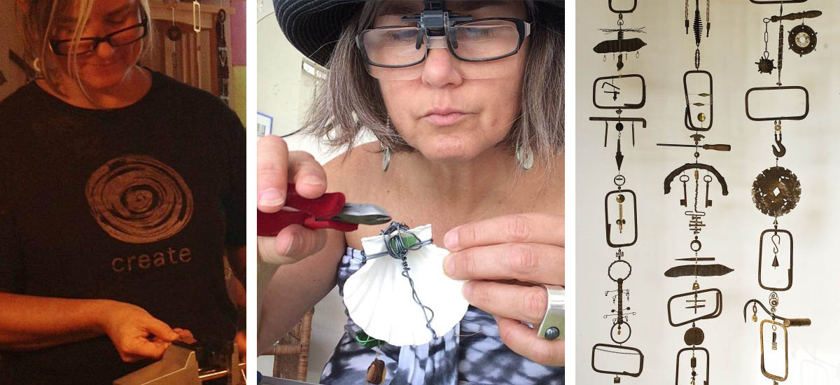 Jewelry Designer and Artivist Elayna Toby Singer