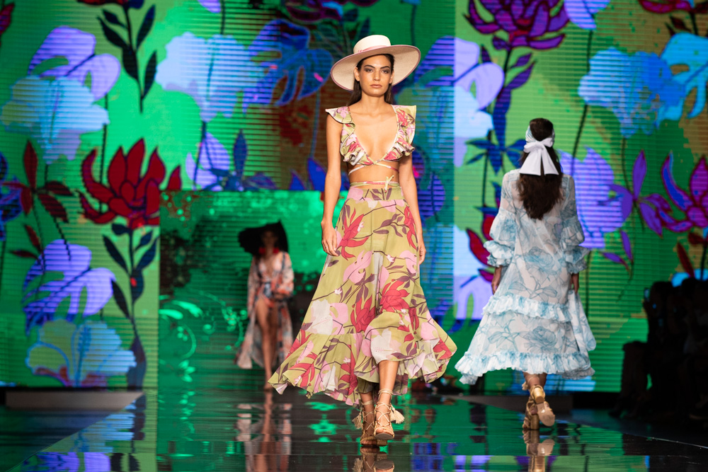 Glory Ang Miami Fashion Week