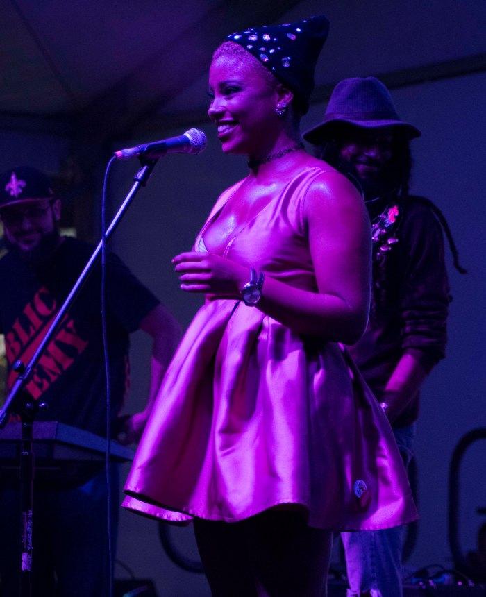 Camille Kaye Miami singer