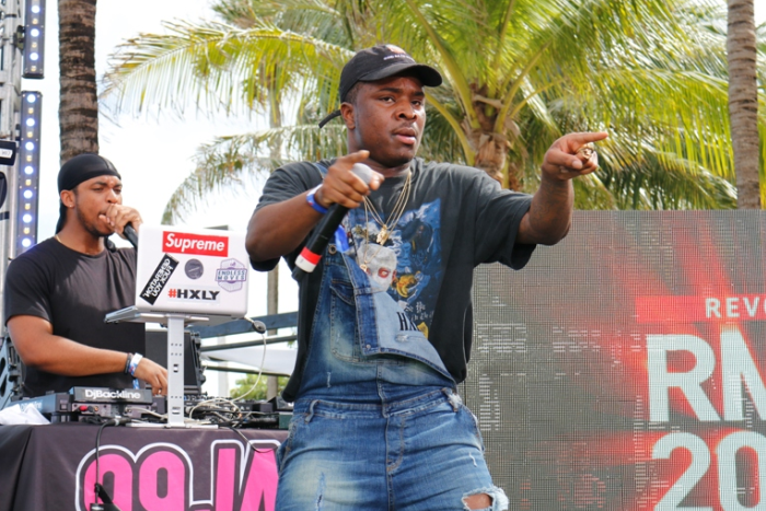 Revolt Music Conference 2016 in Miami Beach