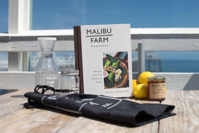 Malibu Farm Californian restaurant in Miami Beach