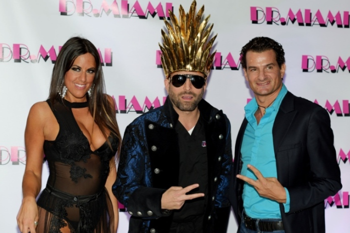Dr.Miami - GoFox App launch Party on South Beach