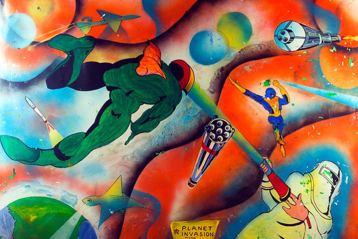 Outsider Artists Take Center Stage at Reinterpreting the Pioneer in Fort Lauderdale