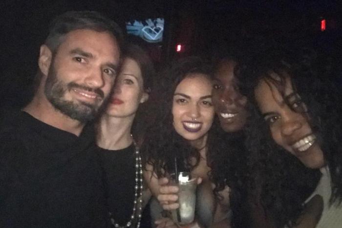Jamming Heart Nightclub in Miami