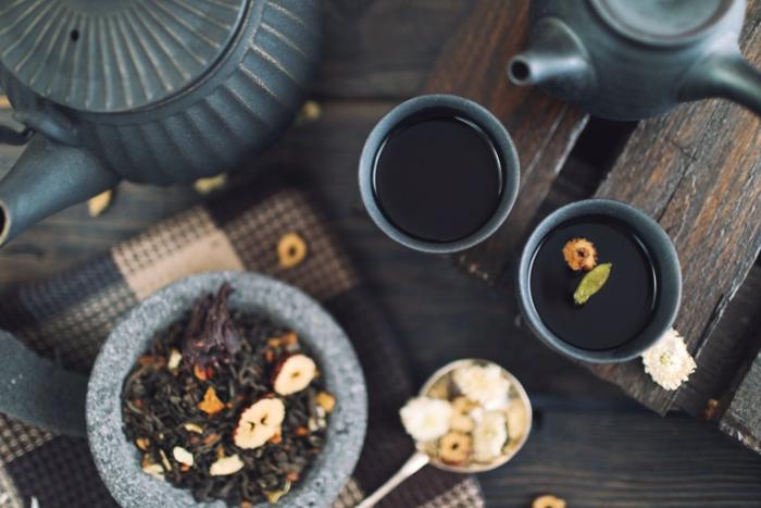 The Amazing Loose Leaf Tea Infuser in Miami