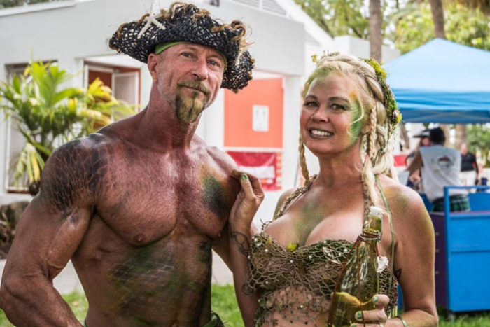The Fort Lauderdale Pirate Festival