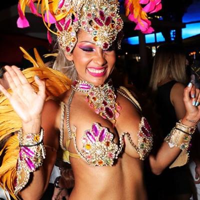 Halloween Party Miami Beach