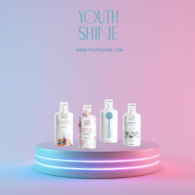 Youth Shine Body Ease: Doctor-Recommended Detox Dietary Supplement