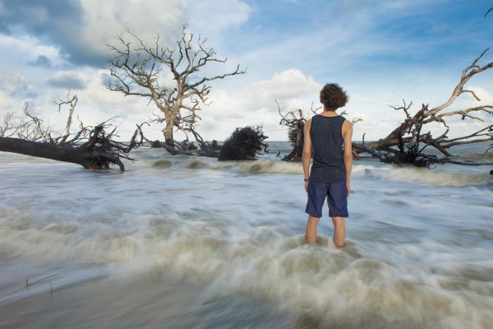 Is Miami going underwater?
