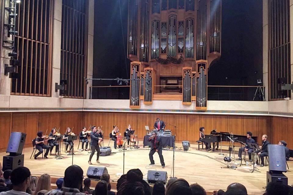 Thee Phantom and Illharmonic Orchestra, Miami