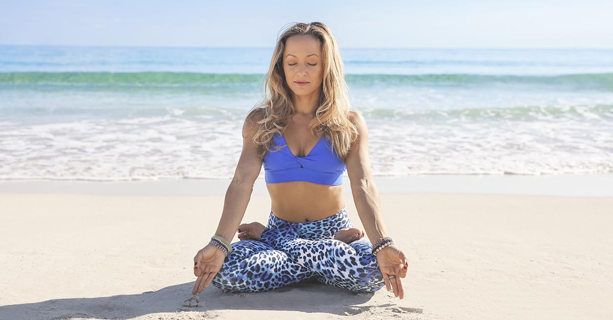 Kino MacGregor Founder of Omstars - The First Yoga TV Network and Miami Life Center. One of the Youngest Certified Ashtanga Yoga Teachers