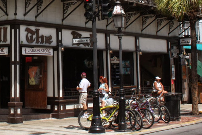A Visit to Duval Street, Key West