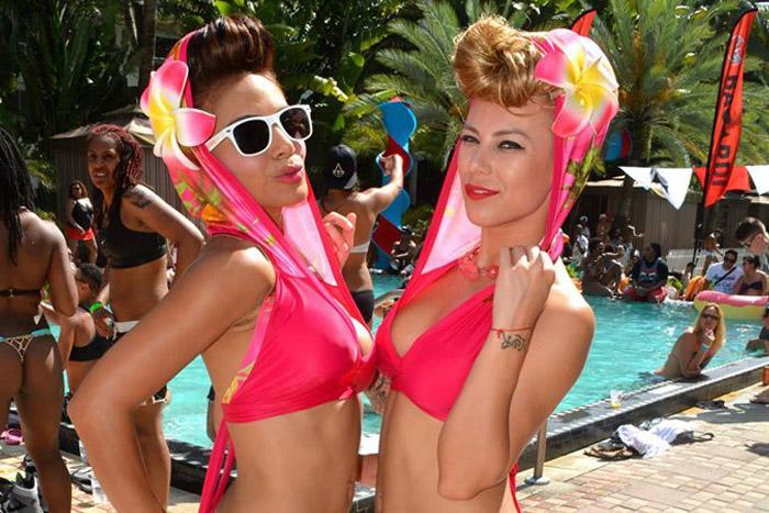AQUA Girl Miami Beach - the largest women's charity event