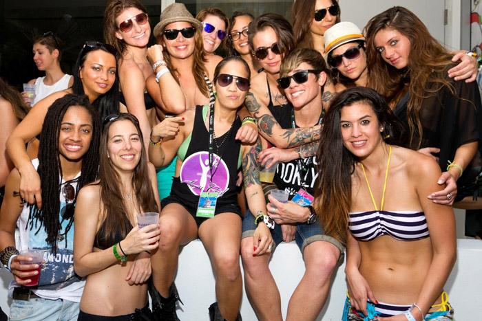 lesbian events in miami fl