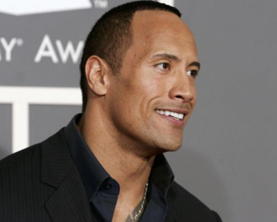 Dwayne Johnson - Celebrities in Miami