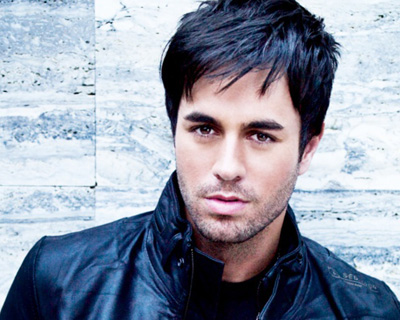 Enrique Iglesias - Celebrities in Miami