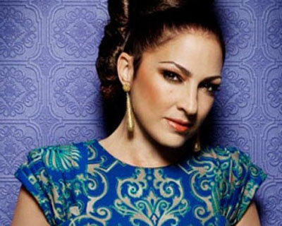 Gloria Estefan - Celebrities in Miami