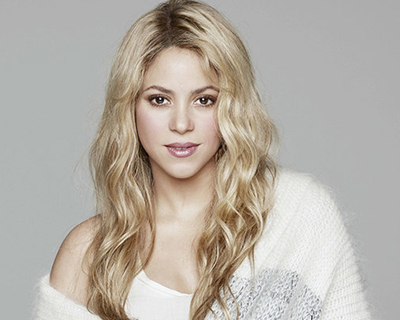 Shakira - Celebrities in Miami
