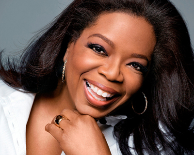 Oprah Winfrey - Celebrities in Miami