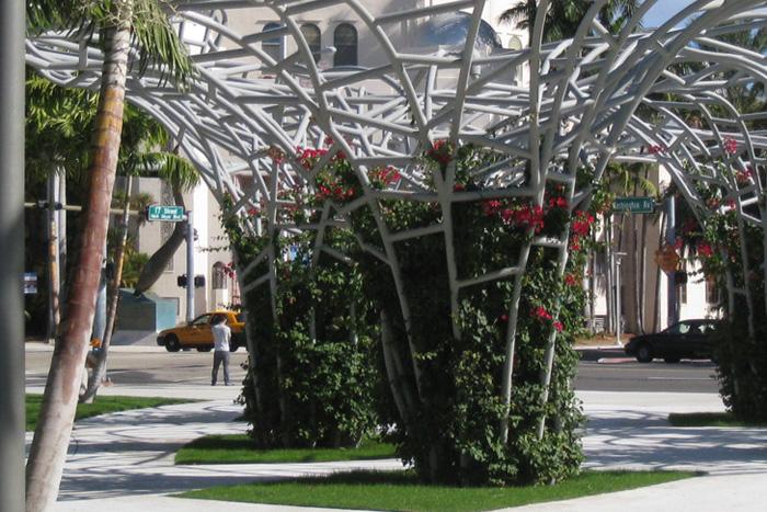 Visiting Washington Avenue, South Beach