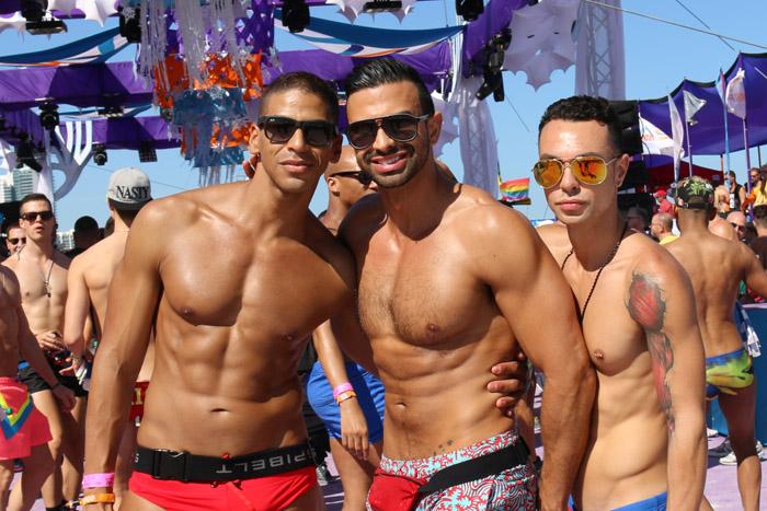 Winter Party Festival on Miami Beach