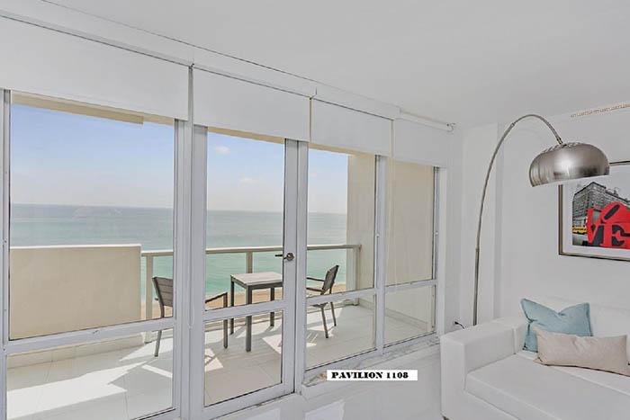 Miami Beach Rental - Ocean front apartment for rent $230