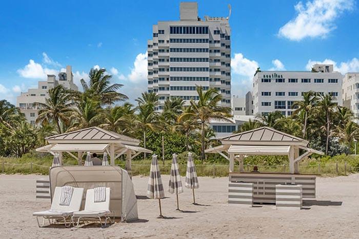 Miami Beach Rental - 3 Room Art Deco oceanfront suite $197
