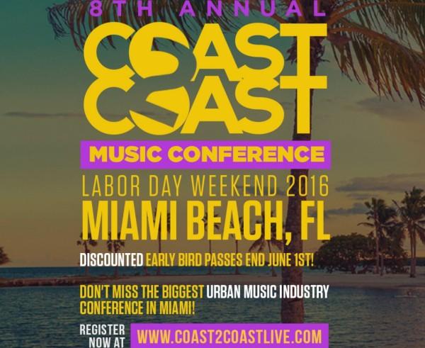 Coast 2 Coast Miami Conference
