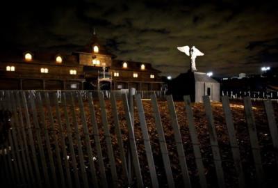 House of Horror Amusement Park at International Mall, Miami Creepy Haunted Houses