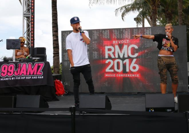 Miami Beach Revolt Music Conference 2016