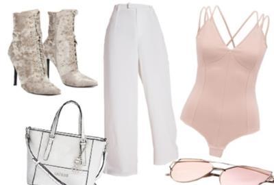 Velvet fashion picks for Miami by Adriana Wong - fashion blogger
