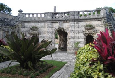 Attractions, activities and fun in Miami - Vizcaya Museum and Gardens