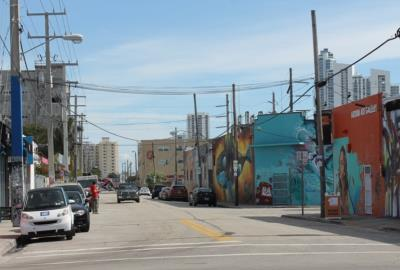 Attractions, activities and fun in Miami - Wynwood Art District, Wynwood Walls