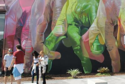 Attractions, activities and fun in Miami - Wynwood Art District