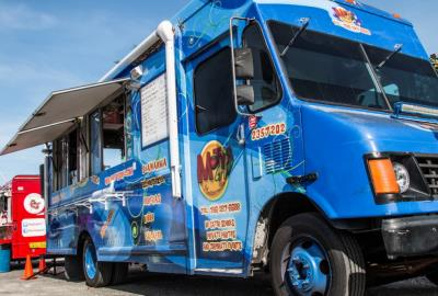 Miami, Florida, Food Trucks Wednesdays at North Bay Village