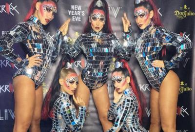 Zhantra Entertainment company, Performers dance girls in Miami