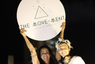 Sitara & Zoel ,Founders of The Move-Ment