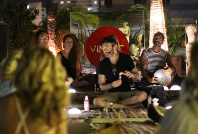 The Move-Ment, Miami Beach - Cacao Ceremony by Shamanic Tonic with Guti and Vega