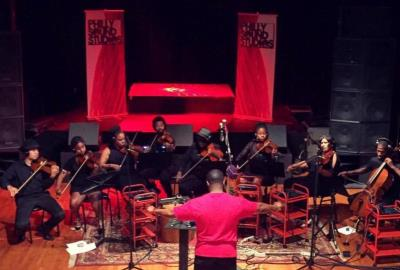 Thee Phantom and Illharmonic Orchestra, October 7th, 2017, Miami, Coral Gables