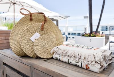 The Beach People - Australian brand in Miami