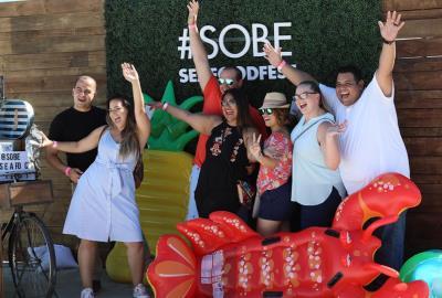 Sobe Seafood Festival 2018 Miami Beach