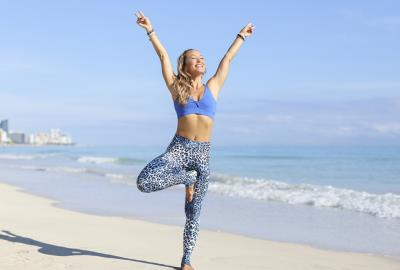 Kino MacGregor - Founder of Omstars - The First Yoga TV Network and Miami Life Center