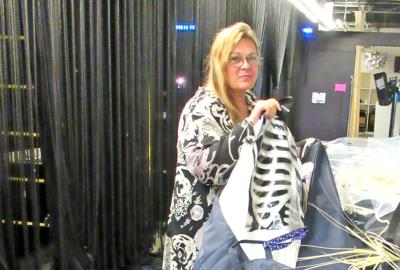 Palm Beach area designer Cynthia Morrison