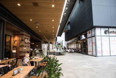 Miami Brickell City Centre Mall