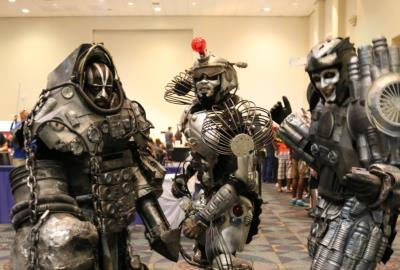 Supercon 2016 Miami Beach, The Killer Robots