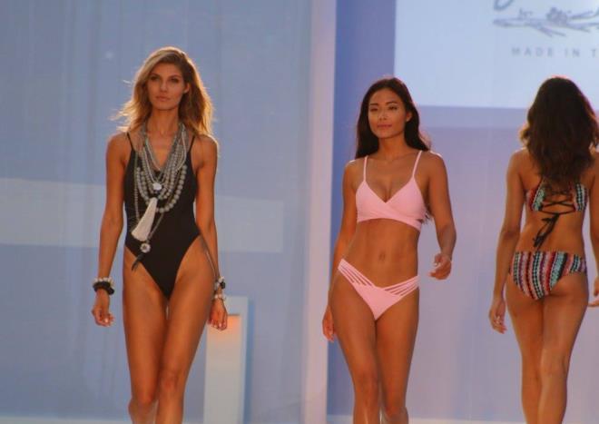 Photos frin Miami Swim Week