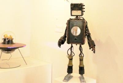Mike Rivamonte Robot