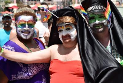 Miami Beach Gay Pride Parade 2016