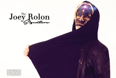 Celebrity Wardrobe Stylist Joey Rolon - Funky Sexy Couture