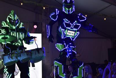 Robots at Miami Wynwood Life Festival - The Style Lounge